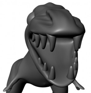 (wip) Predator with Teeth