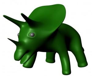 (wip) Rex in Green